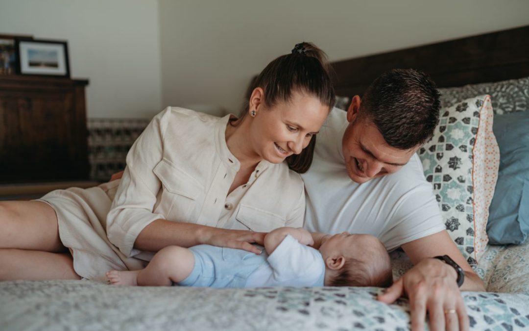 Hudson's Newborn Portraits