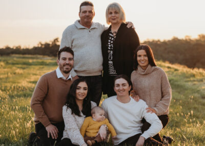 Melinda Dowell Extended Family-204