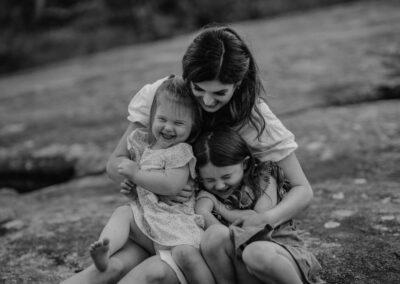 Nicole Peters Motherhood Photos BW-2